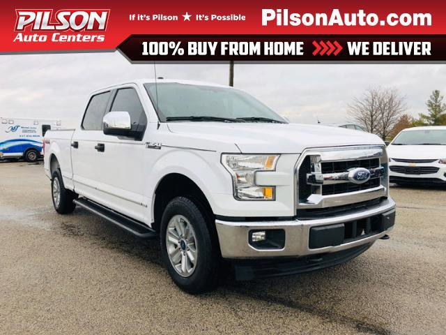 Used 2017 Ford F-150 in Mattoon, IL