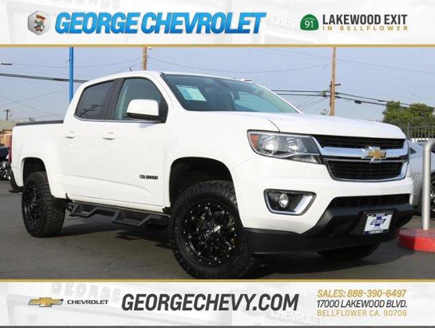 2018 Chevrolet Colorado 2WD LT 2WD Crew Cab 128.3″ LT Gas V6 3.6L/ [2]