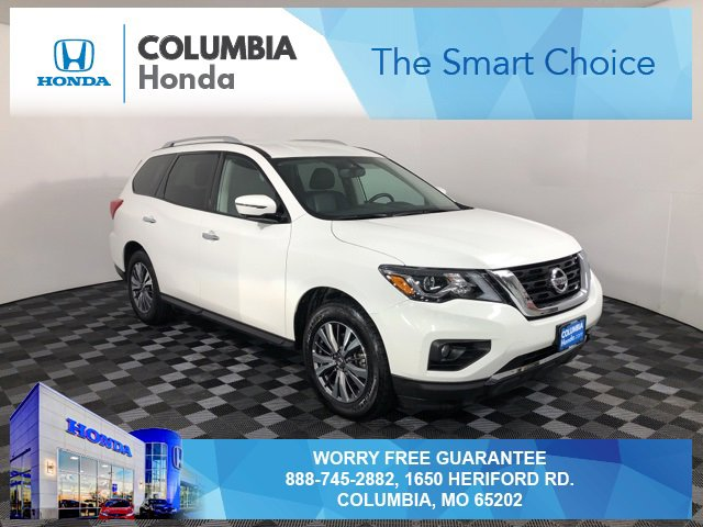 Used 2019 Nissan Pathfinder in , MO
