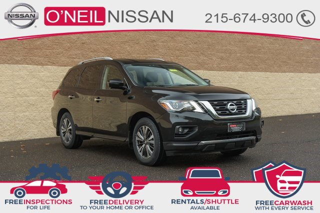 2017 Nissan Pathfinder SL 4x4 SL Regular Unleaded V-6 3.5 L/213 [9]