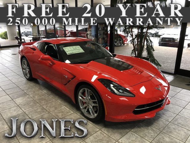 New 2017 Chevrolet Corvette in Savannah, TN