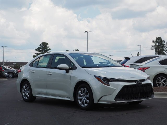 New 2020 Toyota Corolla in Southern Pines, NC