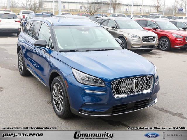 New 2020 Lincoln Corsair in Bloomington, IN