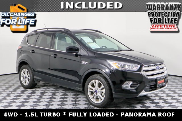 Used 2018 Ford Escape in Sumner, WA