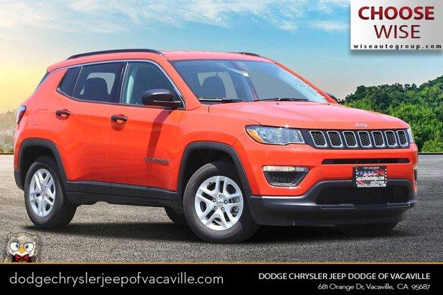 2021 Jeep Compass Sport Sport FWD Regular Unleaded I-4 2.4 L/144 [41]