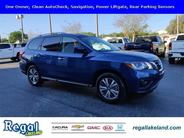 Used 2019 Nissan Pathfinder in Lakeland, FL