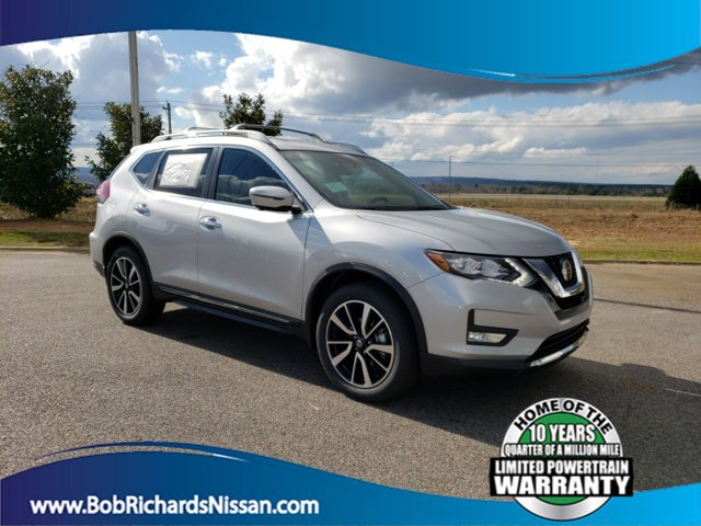 New 2020 Nissan Rogue in Martinez, GA