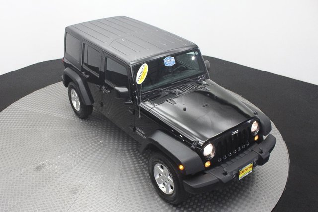 2016 Jeep Wrangler Unlimited for sale 124726 2