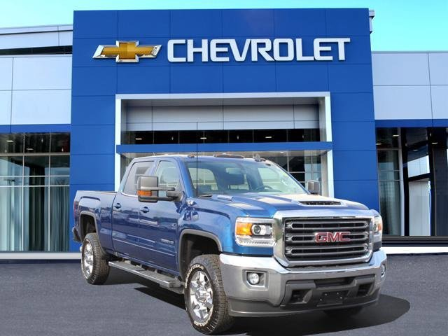 2018 GMC Sierra 2500HD SLE ENGINE  DURAMAX 66L TURBO-DIESEL V8  B20-DIESEL COMPATIBLE  445 hp 33