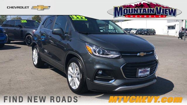 2020 Chevrolet Trax Premier FWD 4dr Premier Turbocharged Gas 4-Cyl 1.4L/ [1]