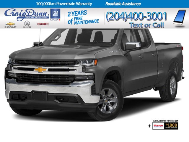 2021 Chevrolet Silverado 1500 * LT Double Cab 4x4 * REMOTE START * HEATED SEATS * 4WD Double Cab 147″ LT Gas V8 5.3L/325 [5]