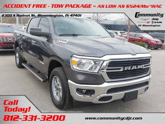 Used 2019 Ram 1500 in Bloomington, IN