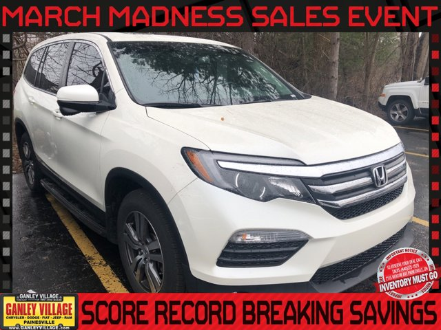 Used 2017 Honda Pilot in Cleveland, OH