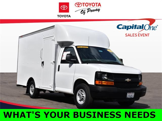 Used 2014 Chevrolet Express Commercial Cutaway in Poway, CA