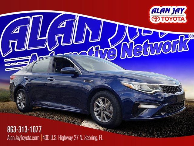 Used 2019 KIA Optima in Sebring, FL