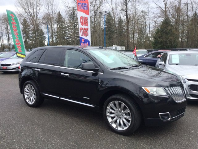 Used 2011 LINCOLN MKX AWD 4dr