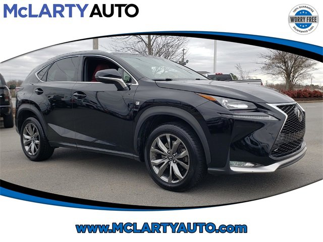 Used 2016 Lexus NX 200t in North Little Rock, AR