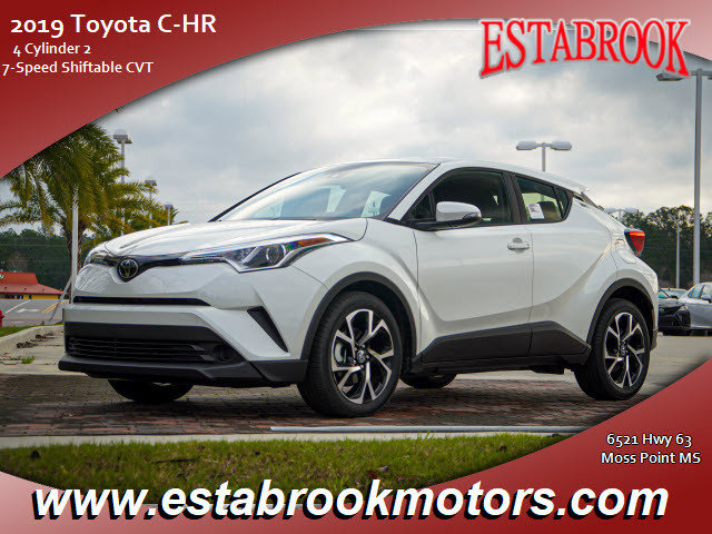 New 2019 Toyota C-HR in Moss Point, MS