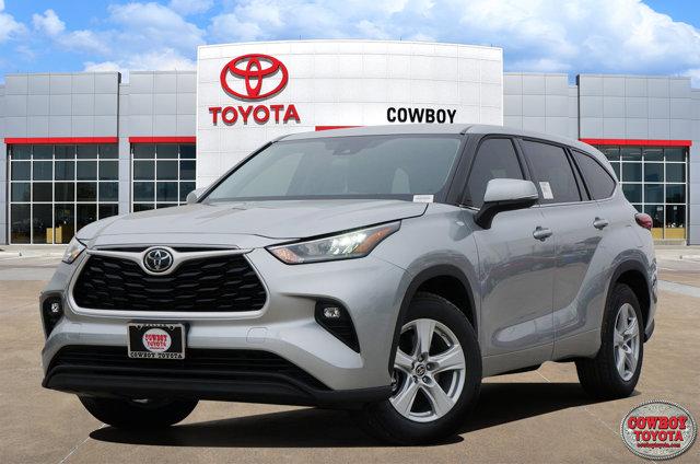 New 2020 Toyota Highlander in Dallas, TX