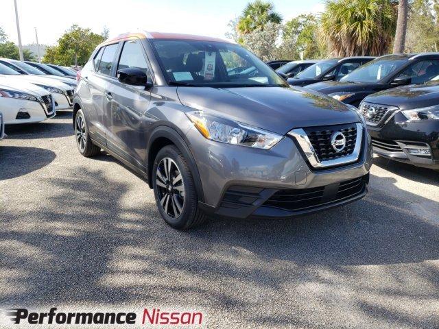 New 2020 Nissan Kicks in Pompano Beach, FL
