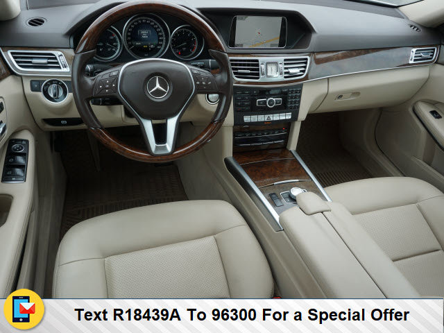 2014 Mercedes-Benz E-Class E350 4MATIC Luxury photo