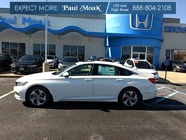New 2020 Honda Accord Sedan in Jackson, MS