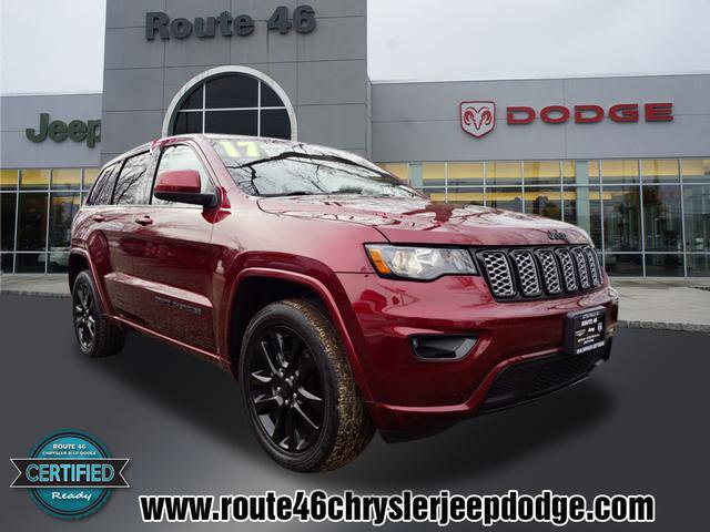 Used 2017 Jeep Grand Cherokee in Little Falls, NJ