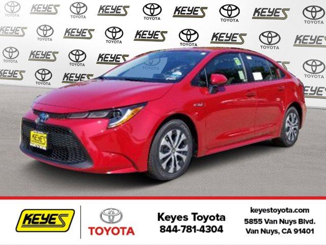 New 2020 Toyota Corolla in Van Nuys, CA