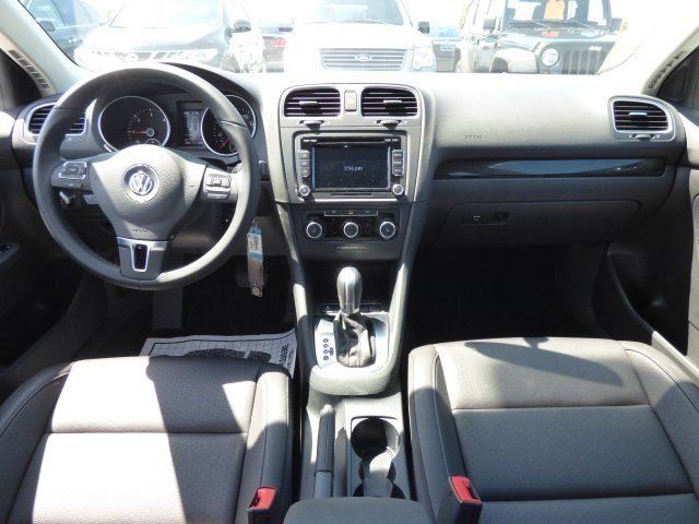 2014 Volkswagen Jetta SportWagen TDI w/Sunroof