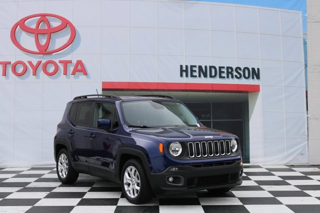 Used 2017 Jeep Renegade in Henderson, NC