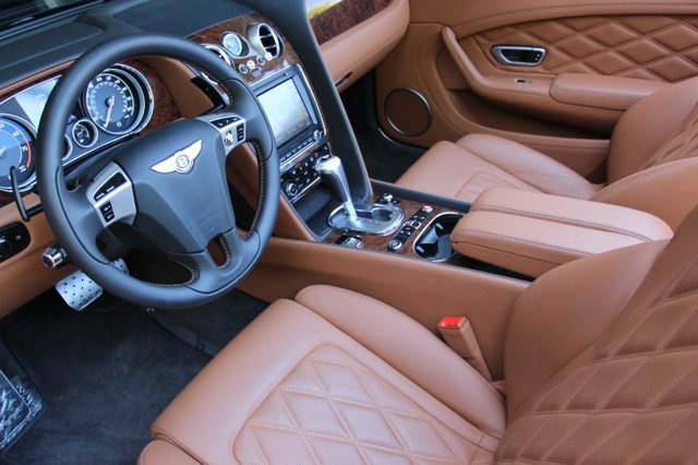 2014 BENTLEY CONTINENTAL GT SPEED Speed 13