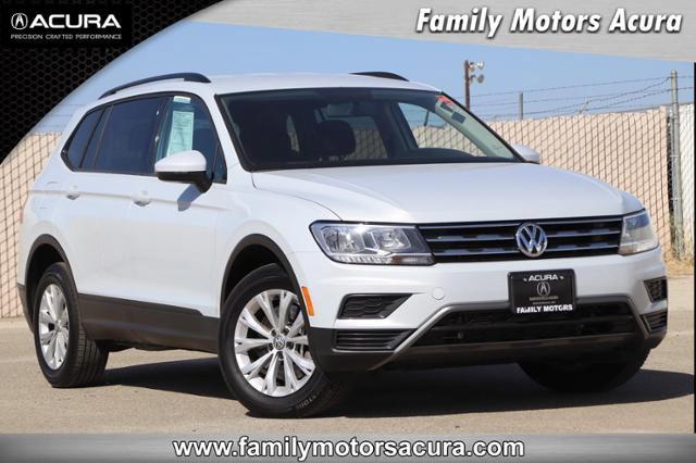 Used 2019 Volkswagen Tiguan in , CA
