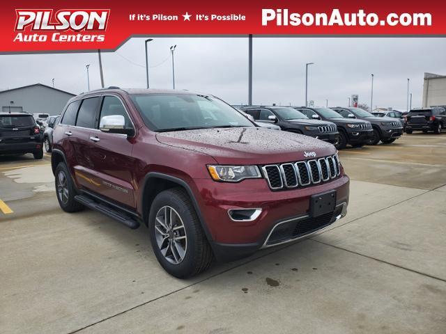 New 2020 Jeep Grand Cherokee in Mattoon, IL