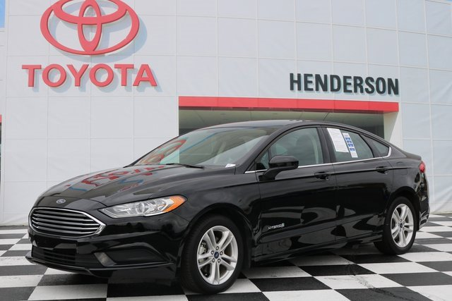 Used 2018 Ford Fusion Hybrid in Henderson, NC
