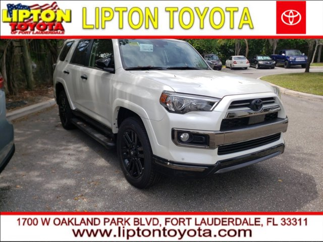 New 2020 Toyota 4Runner in Ft. Lauderdale, FL