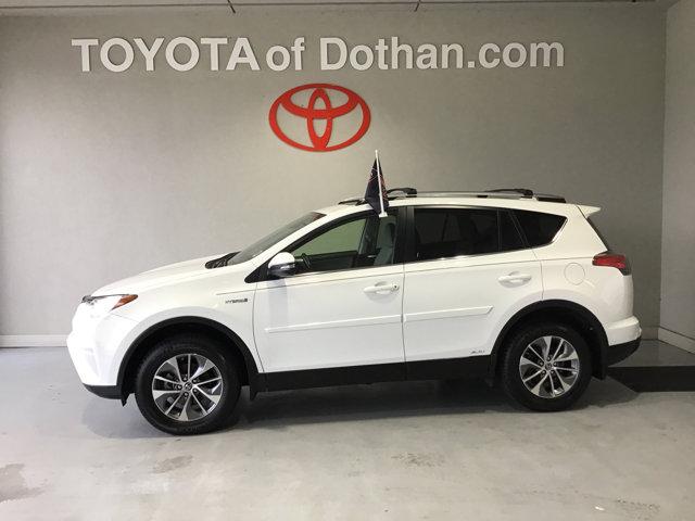 Used 2017 Toyota RAV4 Hybrid in Dothan & Enterprise, AL