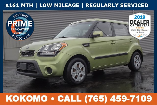 Used 2013 KIA Soul in Indianapolis, IN