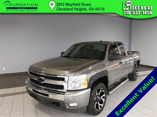 Used 2009 Chevrolet Silverado 1500 in Cleveland Heights, OH