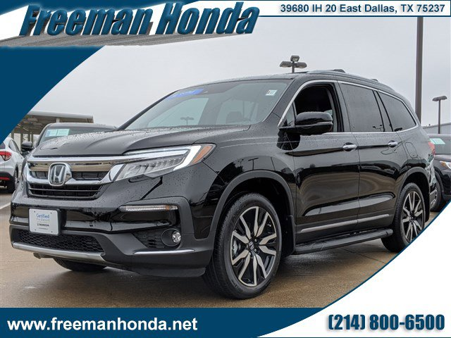 Used 2020 Honda Pilot in Dallas, TX