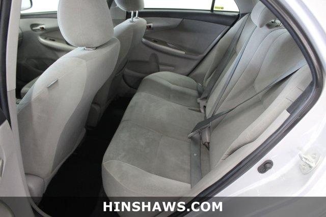 Used 2013 Toyota Corolla 4dr Sdn Auto LE