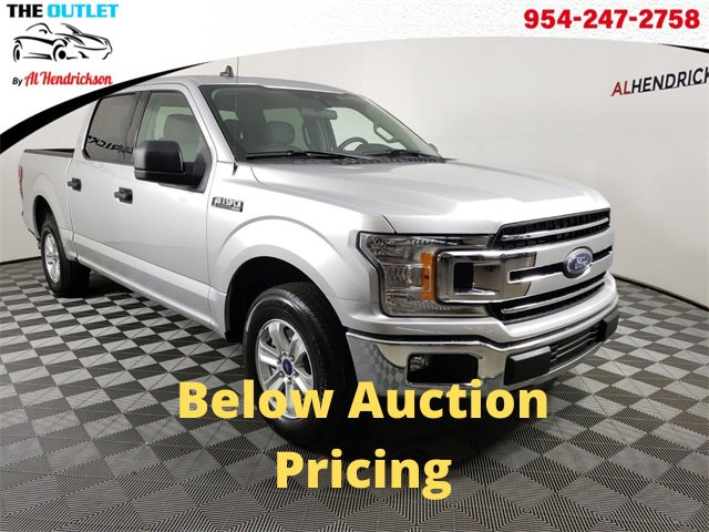 Used 2019 Ford F-150 in Coconut Creek, FL