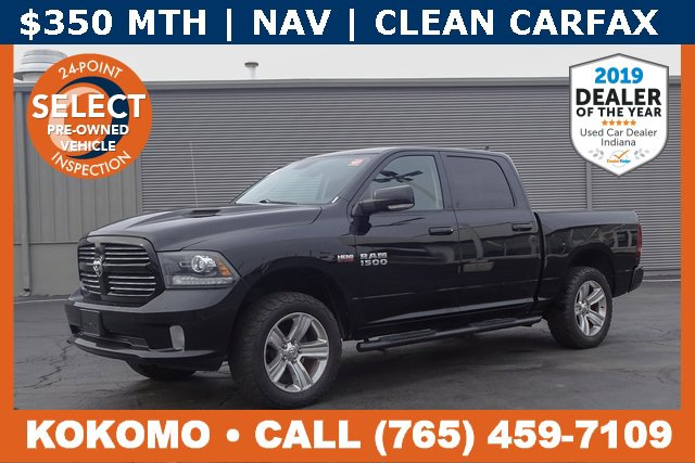 Used 2013 Ram 1500 in Indianapolis, IN
