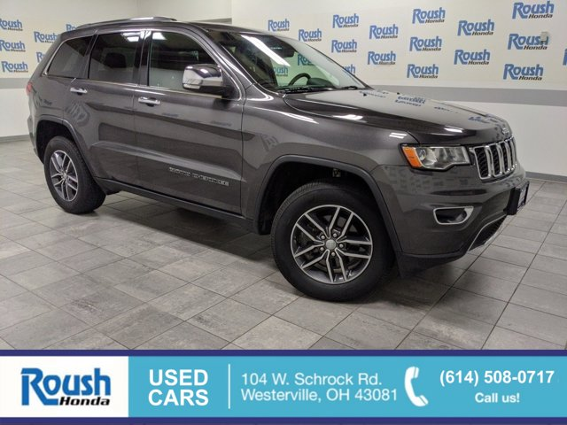 Used 2018 Jeep Grand Cherokee in Westerville, OH