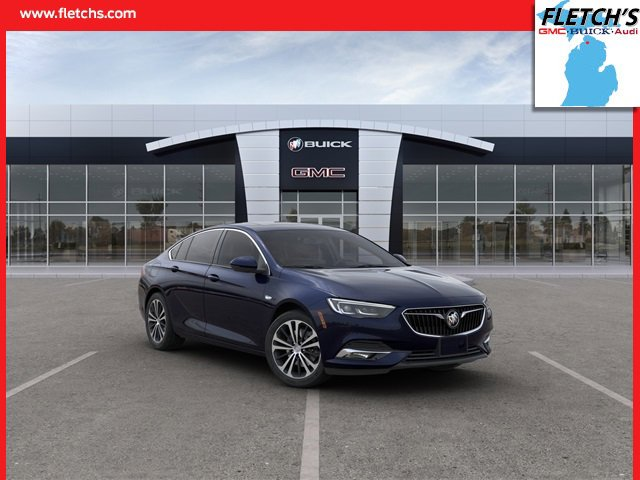 New 2019 Buick Regal Sportback in Petoskey, MI