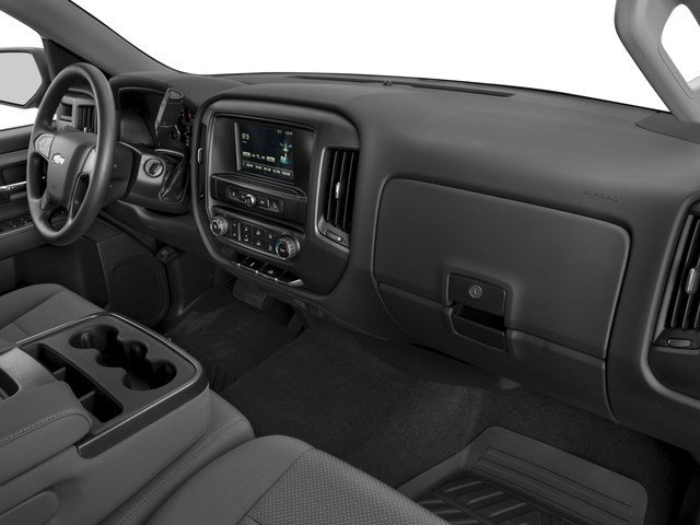 New 2017 Chevrolet Silverado 1500 2WD Double Cab 143.5 Custom