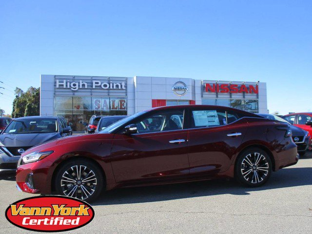 New 2020 Nissan Maxima in High Point, NC