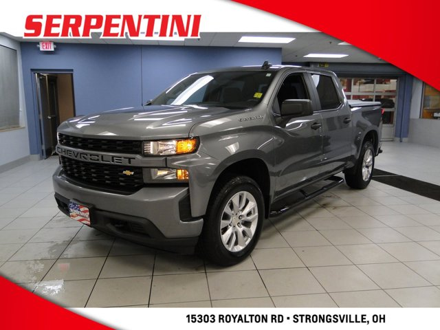 Used 2019 Chevrolet Silverado 1500 in Cleveland, OH