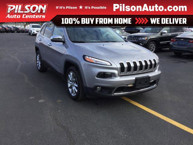 Used 2018 Jeep Cherokee in Mattoon, IL