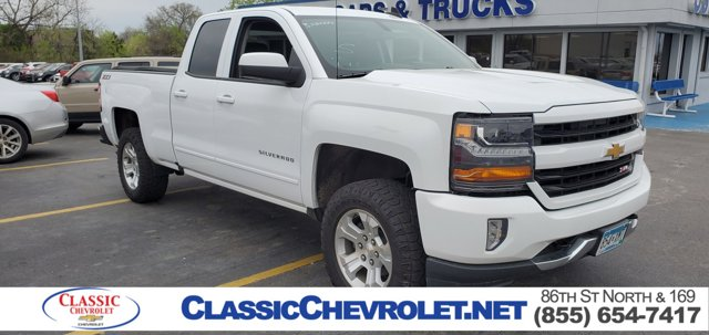 Used 2017 Chevrolet Silverado 1500 in Owasso, OK