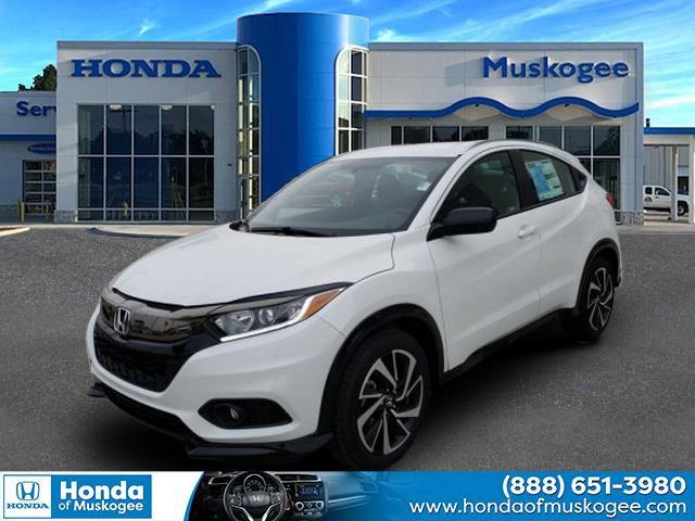 New 2019 Honda HR-V in Muskogee, OK